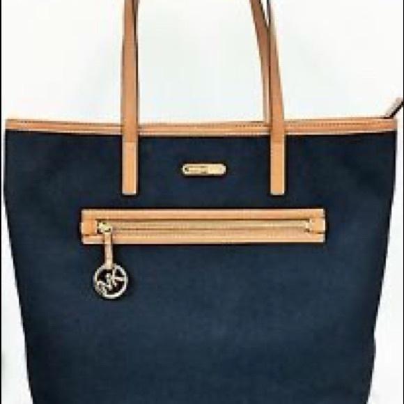 Michael Kors Handbags - Michael Kors All Over Fabric Bag